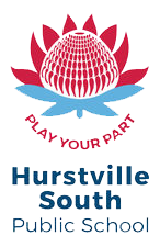 Hurstville South Public School logo